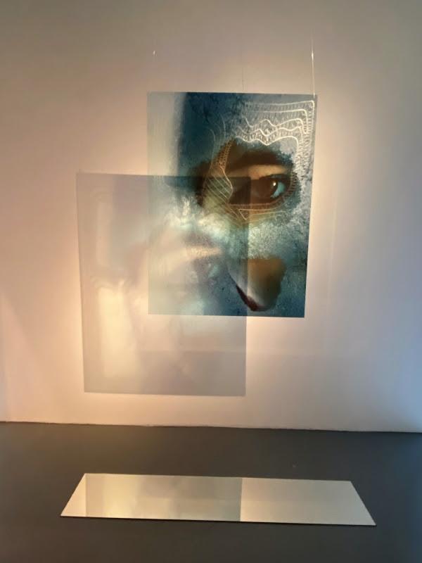 Eva Petrič, Cross-over Lullaby, at Gedankennahrung: food for thought, Galerieraum BBK Nürnberg Mittelfranken e.V.