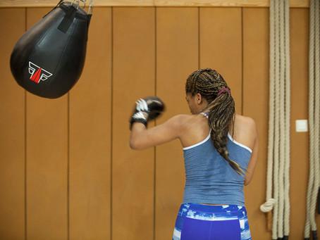 Talleres de Boxeo para mujeres