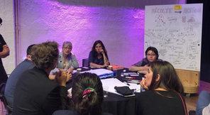 FGday フランスで初めて開催されたグラフィックファシリテーション大会