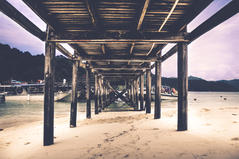 Pier - Malaysia