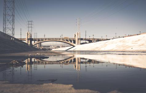 LA Bridge - USA
