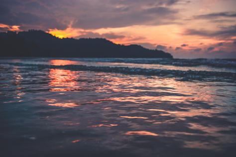 Sunset Colors - Malaysia