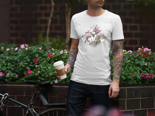 Breaking Isolation T-Shirt Male