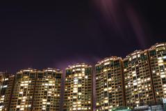 Night Lights - Hong Kong