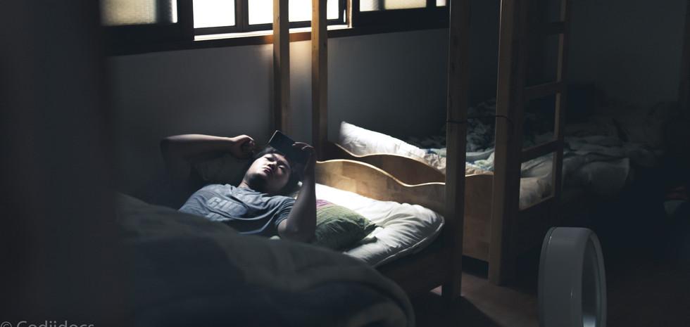 I Just Need Rest pt.1