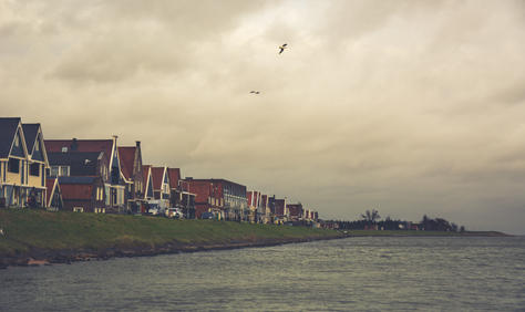 Life by the sea - Netherlands