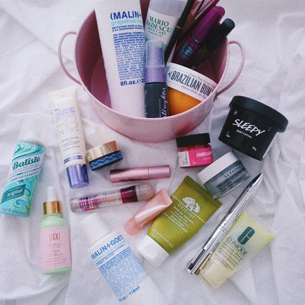 Empties and Products I Won't Finish