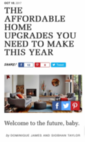 The Affordable Home Upgrades You Need To Make This Year
