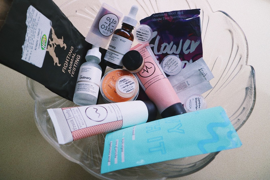 Skincare and Beauty Products I Tried In February