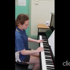St Joseph's Piano Recital 2020