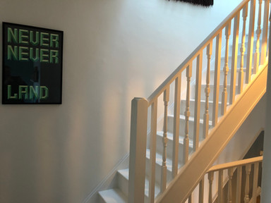 Spindles to match existing stairs