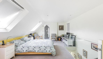 Loft with granted planning permission - Southwark