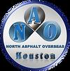 LOGO NORTH ASPHALT OVERSEAS Houston LowR