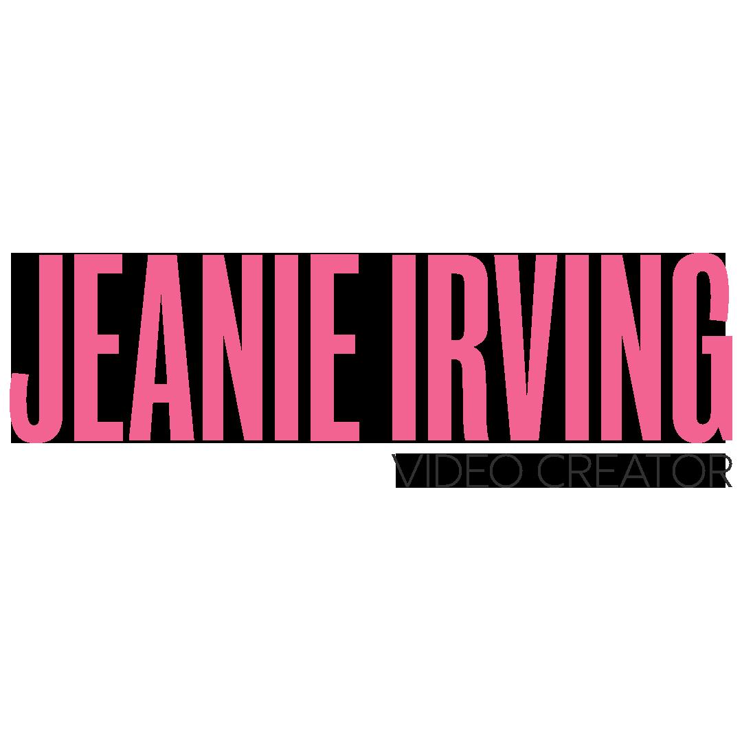Jeanie Irving Logo SQU (png) - Jeanie Ir