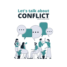 Let's talk about CONFLICT