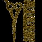Scissor & Comb Icon
