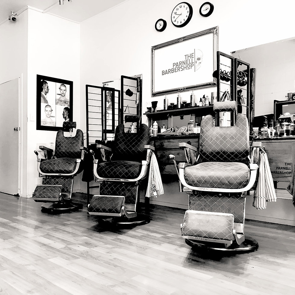 Barber Shop In Parnell Auckland NZ