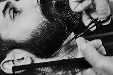 The Parnell Barber Shop: Services: Barber Cut + Beard Trim-Style