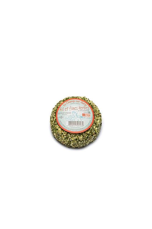 Fromage frais ail et fines herbes 150g