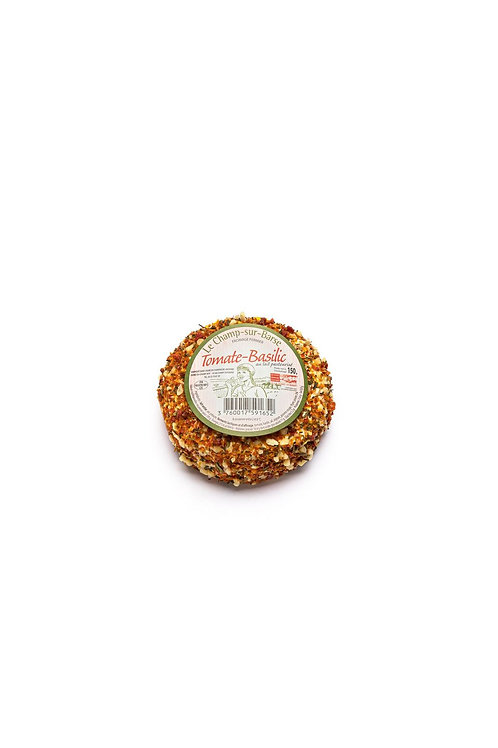Fromage frais tomate basilic 150g