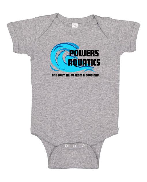Powers Aquatics Onesie