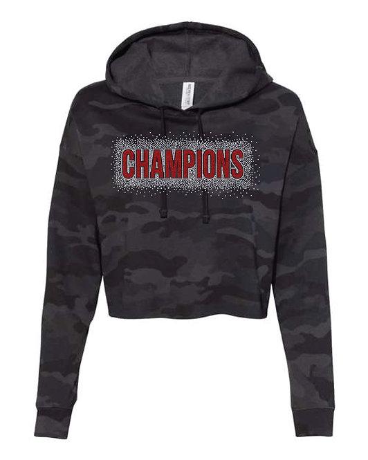 Champions Crop Hoodie