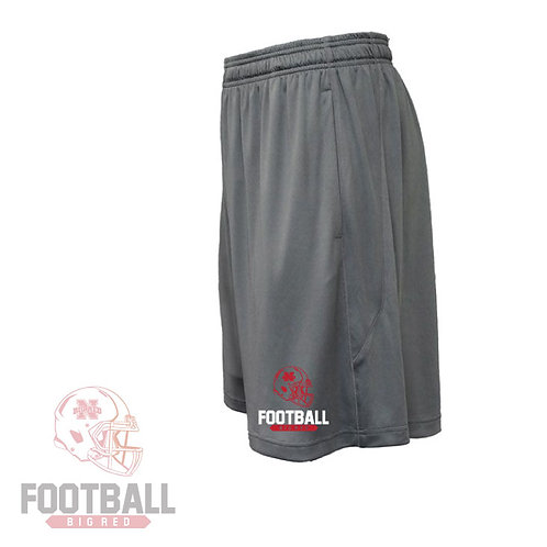 Big Red Solid Shorts