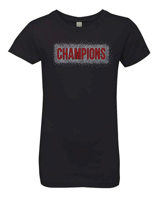 Champions Girls' Tee