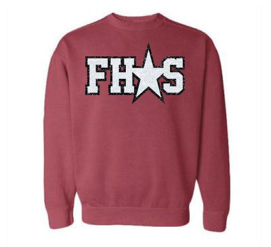 FHAS Crewneck Sweatshirt