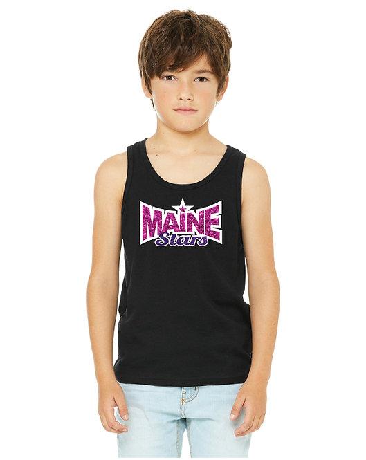 Maine Stars Racerback Tank