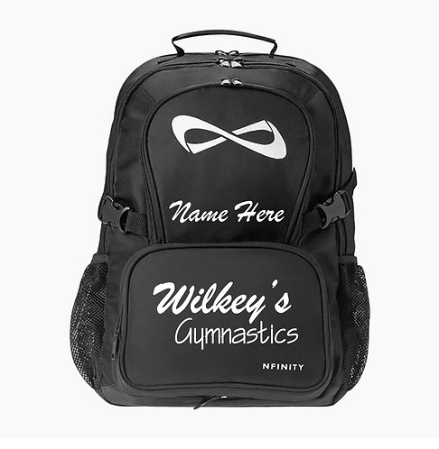 Nfinity Backpack CustoMYzation™