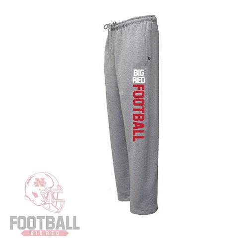 Big Red Pocket Sweatpant