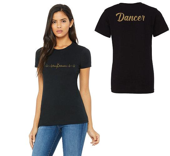Dancer Back Tee