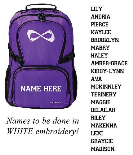Desoto Central Nfinity Backpack