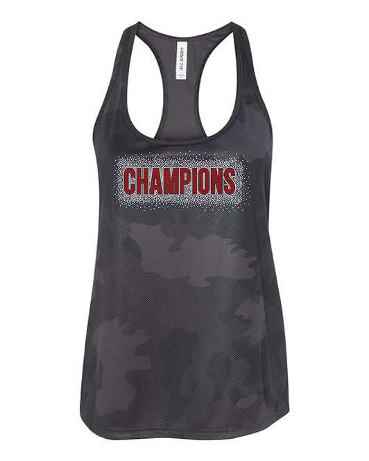 Champions Camo Tank