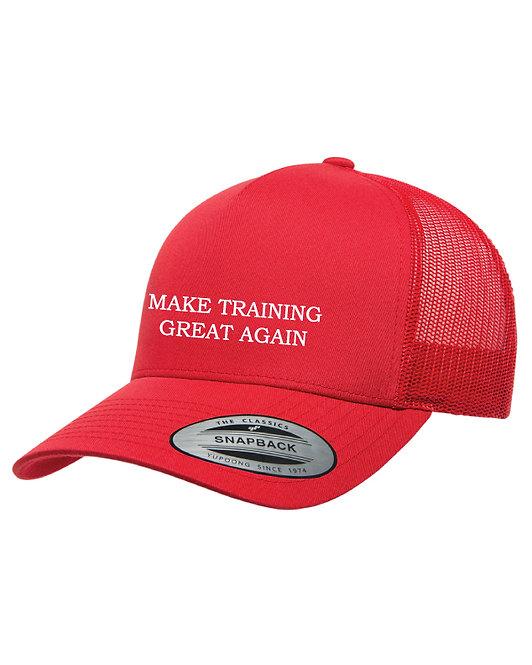 Make Training Great Again