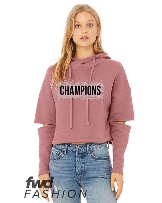 Champions Cut Out Fleece