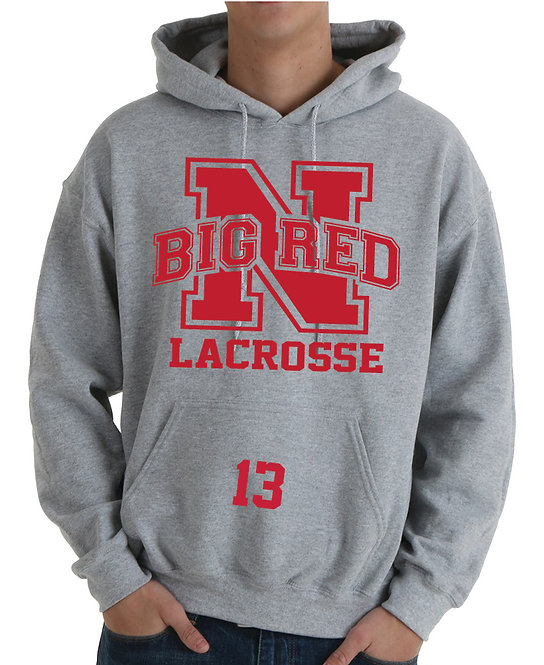 North Lax Fan Sweatshirt