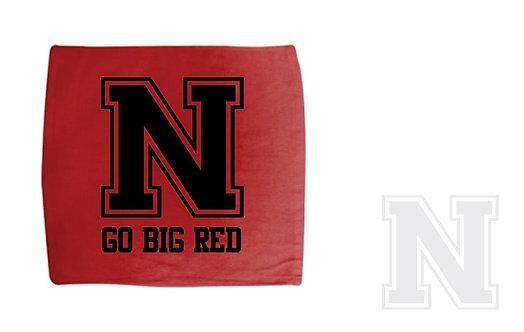 Big Red Rally Towel