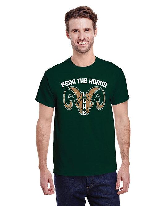 Fear the Horns Tee
