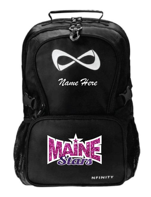 Maine Stars Nfinity Backpack