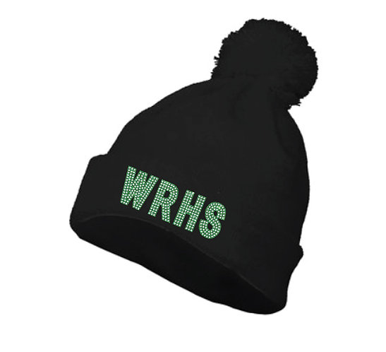 WRHS Bling Beanie