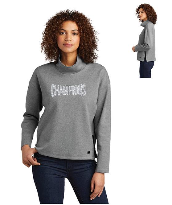 Champions Crewneck w/ Zippers
