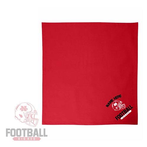 Big Red Stadium Blanket
