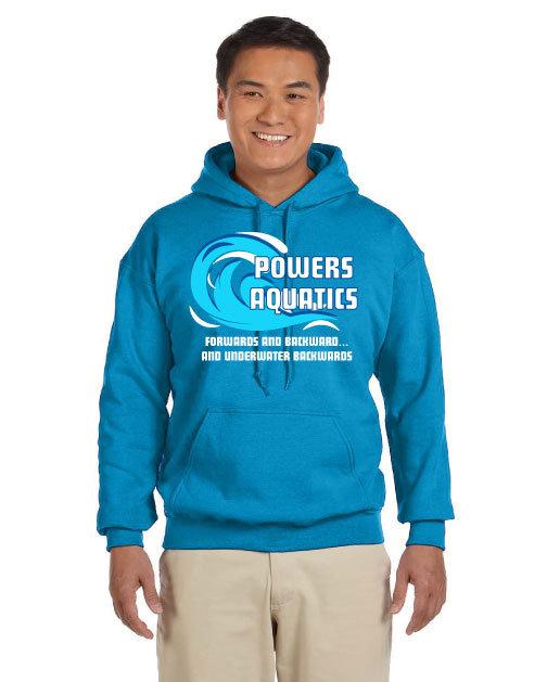 Powers Aquatics Hoodie