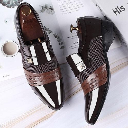 Chaussures oxfords d'hommes/ chaussures habillées d'hommes