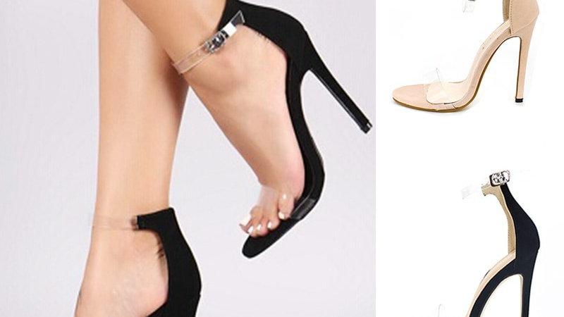 2020 nouvelles femmes talon couverture été sandales à talons hauts sandales
