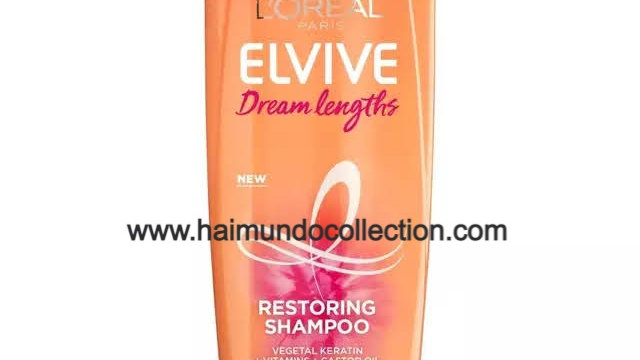 L'Oreal Paris Elvive Dream Lengths Shampooing Cheveux Longs, 400 ml