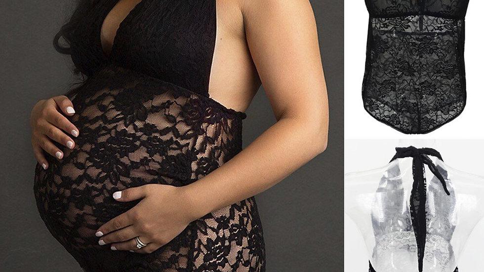 Enceinte sexy dentelle Lingerie sous-vêtements pour femmes