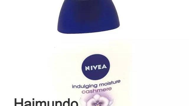 Savon cachemire hydratation / Nivea